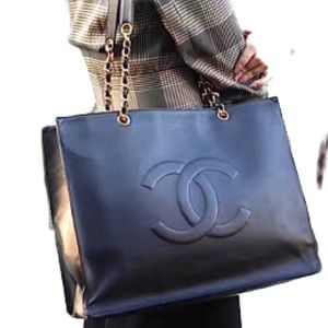 💎EXTRA LARGE💎CAVIAR CHANEL TOTE
